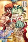 Dr. STONE, Vol. 16 Cover Image