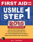 First Aid for the USMLE Step 1 2015 Cover Image