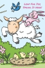 Leap For Joy, Spring Is Here! Cover Image