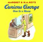 Curious George Goes to a Movie Cover Image