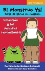 El Monstruo Ysi Serie de libros en capítulo: Sebastián y las palabras tambaleantes Cover Image