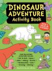 Dinosaur Adventure Activity Book Cover Image