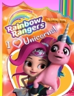 Rainbow Rangers Coloring Book: Cute coloring book Rainbow Rangers, Amazing colouring Designs For Kids And Adults Cover Image