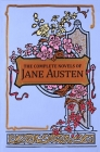 The Complete Novels of Jane Austen (Leather-bound Classics) Cover Image