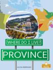 Province (Where Do I Live?) Cover Image