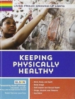Living Proud! Keeping Physically Healthy (Living Proud! Growing Up Lgbtq #10) Cover Image