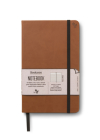 Bookaroo Notebook Journal - Brown Cover Image
