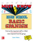 Must Know High School Basic Spanish Cover Image