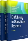 Lehr- Und Arbeitsbuch Operations Research Im Paket Cover Image