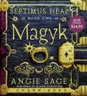 Septimus Heap, Book One: Magyk Low Price CD Cover Image
