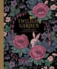 Twilight Garden Coloring Book: Published in Sweden as Blomstermandala Cover Image
