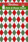 Christmas Dots And Boxes Game: Large 1/2