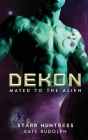 Dekon: Fated Mate Alien Romance Cover Image
