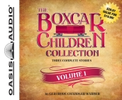 The Boxcar Children Collection Volume 1: The Boxcar Children, Surprise Island, Yellow House Mystery Cover Image