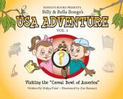 Billy and Bella Bongo's Us Adventure: Michigan Cover Image