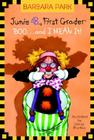 Junie B., First Grader: BOO...and I MEAN It! (Junie B. Jones) Cover Image