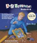 A to Z Mysteries: Books K-N Cover Image