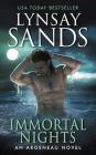 Immortal Nights: An Argeneau Novel Cover Image