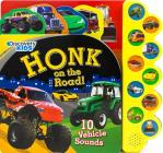 Discovery Kids Honk on the Road!: 10 Vehicle Sounds (Discovery Kids 10 Button) Cover Image
