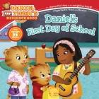 Daniel's First Day of School (Daniel Tiger's Neighborhood) Cover Image