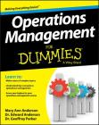 Operations Management for Dummies Cover Image