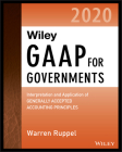 Wiley GAAP for Governments 2020: Interpretation and Application of Generally Accepted Accounting Principles for State and Local Governments Cover Image