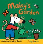 Maisy's Garden: A Sticker Book Cover Image