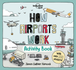How Airports Work Activity Book (How Things Work) Cover Image
