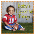 Baby's Favorite Things (Baby Firsts) Cover Image