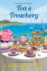 Tea & Treachery (Tea by the Sea Mysteries #1) Cover Image