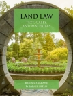 Land Law: Text, Cases & Materials Cover Image