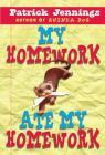 My Homework Ate My Homework Cover Image