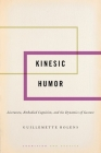 Kinesic Humor: Literature, Embodied Cognition, and the Dynamics of Gesture (Cognition and Poetics) Cover Image