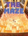 Maze Game for Adults: Challenging Puzzles Mazes to Help Reduce Stress and Relax Cover Image