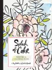 Splash of Color Painting & Coloring Book Cover Image
