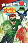Justice League Classic: I Am Green Lantern (I Can Read Level 2) Cover Image