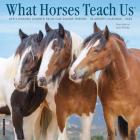 What Horses Teach Us 2022 Wall Calendar Cover Image