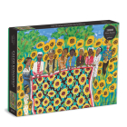 Faith Ringgold The Sunflower Quilting Bee at Arles 1000 Piece Puzzle Cover Image
