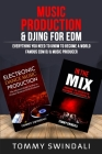 Music Production & DJing for EDM: Everything You Need To Know To Become A World Famous EDM DJ & Music Producer (Two Book Bundle) Cover Image