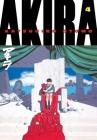 Akira Volume 4 Cover Image