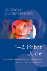 1-2 Peter and Jude, 56 (Wisdom Commentary) Cover Image