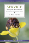 Service: Ministry with Heart and Hands (Lifeguide Bible Studies) Cover Image