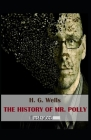 The History of Mr Polly Illustrated Cover Image