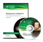 Shakespeare's Catholicism (Audio CD): A Critical Analysis of the Bard's Life and Plays Cover Image