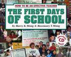 The First Days of School: How to Be an Effective Teacher [With CDROM] Cover Image