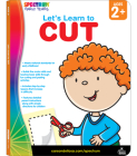 Let's Learn to Cut, Ages 2 - 5 Cover Image