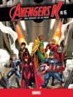 The Advent of Ultron #6 (Avengers K Set 2 #6) Cover Image
