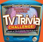 Uncle John's TV Trivia Challenge! 2013 Calendar Cover Image