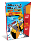 Roll Out and Discover!: An Epic Year with Transformers Cover Image