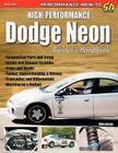 High-Performance Dodge Neon Builder's Handbook Cover Image